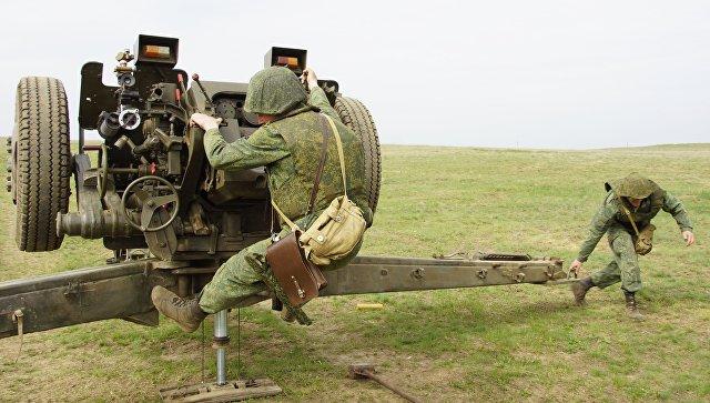 Военные ЛНР. Архивное фото