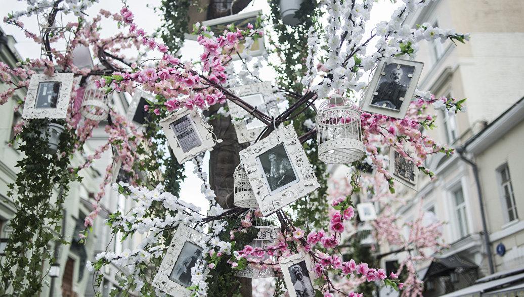Фестиваль московская весна фотографии