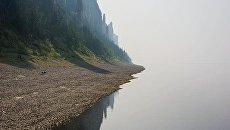Одна из рек Якутии. Архивное фото