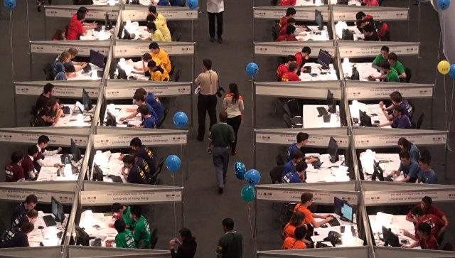 Чемпионат мира по командному программированию среди студентов ACM ICPC 2013