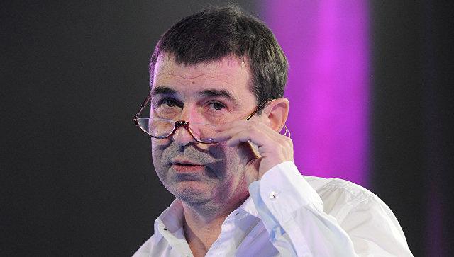 Режиссер и драматург Евгений Гришковец. Архивное фото