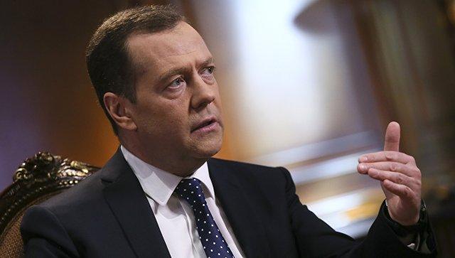 Медведев готов и дальше трудиться на благо страны