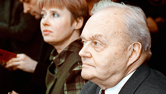 Артист РАМТ Геннадий Печников. Архивное фото