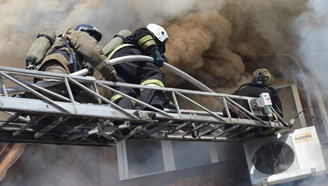 При пожаре в частном доме в Кузбассе погибли шесть детей