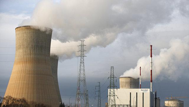 Наядерном реакторе вБельгии произошлоЧП