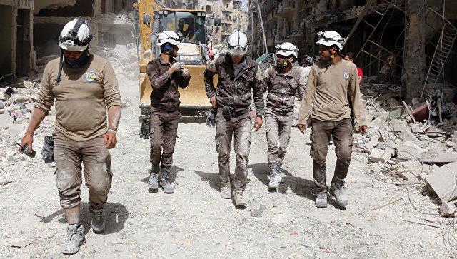 Израиль эвакуировал из Сирии активистов «Белых касок»