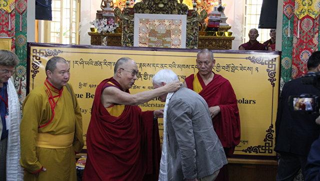 Далай-лама рассказал ороли России вмире