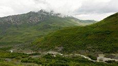 Скальный массив Кавдоломит в районе села Балта