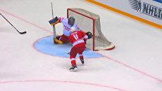 Путин забросил пять шайб в гала-матче Ночной хоккейной лиги в Сочи