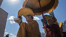 Буддийские монастыри в Бурятии