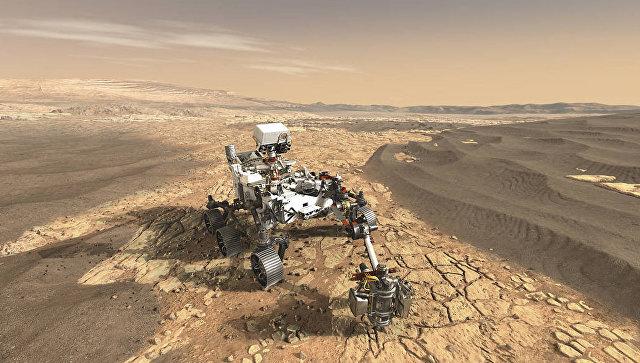ВNASA назвали место будущей посадки станции Mars