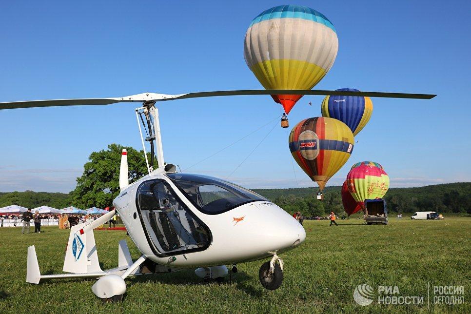 Фестиваль воздухоплавания Абинская Ривьера в Абинском районе Краснодарского края