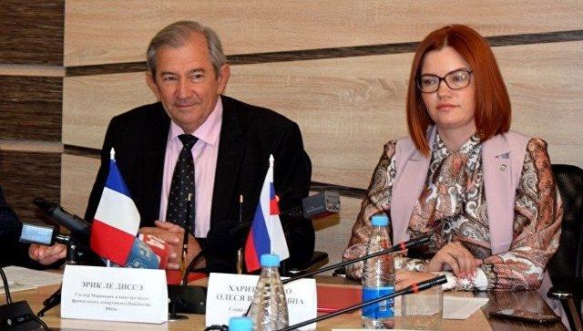 Мэр французского города рассказал, как СМИ страны описывают события в Крыму