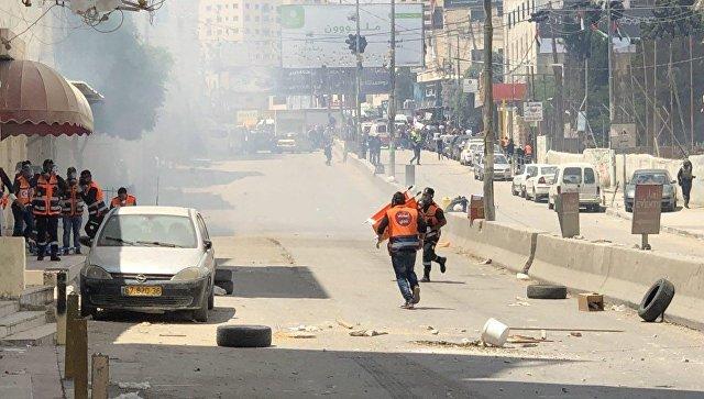 При столкновениях в секторе Газа погиб 41 палестинец