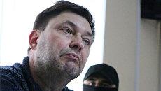 Кирилл Вышинский в суде. Архивное фото