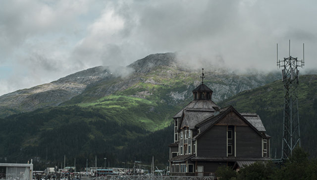Аляска. Архивное фото