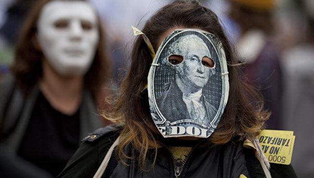 Вы убиваете доллар: газета Ротшильдов умоляет Трампа перестать