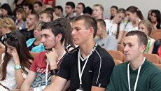 Волонтерский корпус помог в организации III Студенческого форума стран ШОС