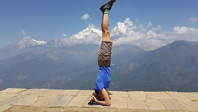 Перевернутый мир. Джомсом-трек, Непал