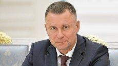 Глава МЧС РФ Евгений Зиничев. Архивное фото