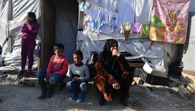 Представители России и Ливана обсудили возвращение беженцев в Сирию