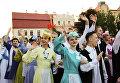 Финал XII Республиканского фестиваля национальных культур в белорусском Гродно