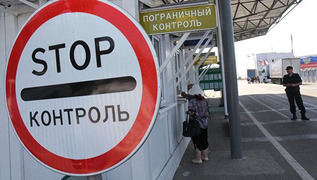 Роспотребнадзор Крыма усилил контроль на границе из-за данных о холере на Украине