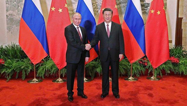 Россия и Китай хотят углублять интеграционные процессы в Евразии