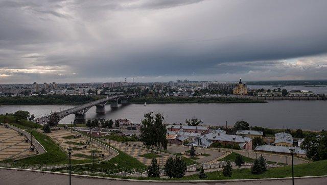 Города России. Нижний Новгород