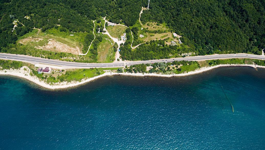 Черноморское побережье Краснодарского края. Архивное фото