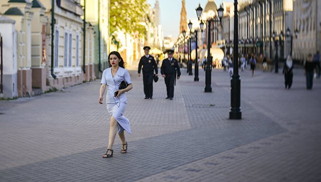 Казань. Архивное фото