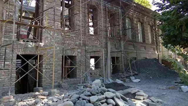 Дом дореволюционной эпохи в Самарканде