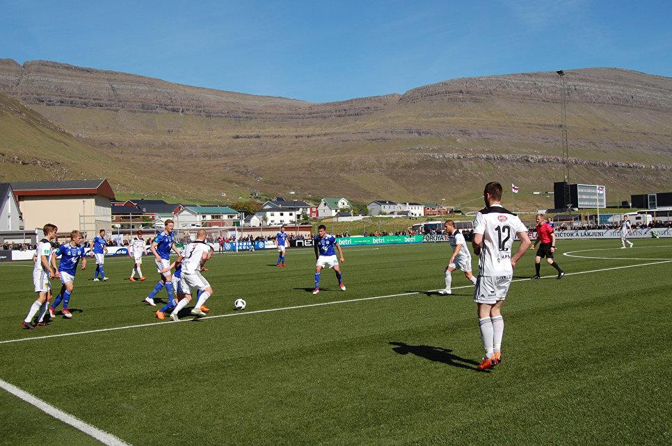 Стадион на Фарерских островах