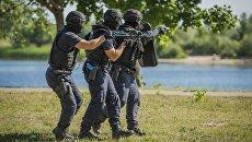 Сотрудники Полиции безопасности Латвии. Архивное фото