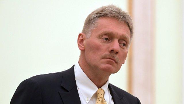 Песков назвал ситуацию на Украине продолжением гражданской войны