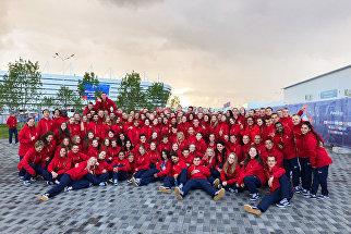 Волонтеры ЧМ-2018 в Калининграде подводят итоги