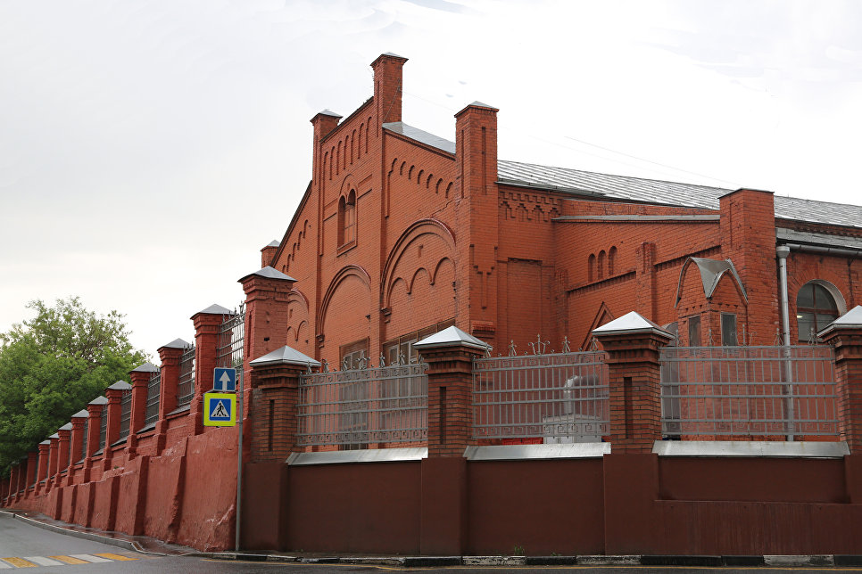 Первая канализационная насосная станция  Москвы