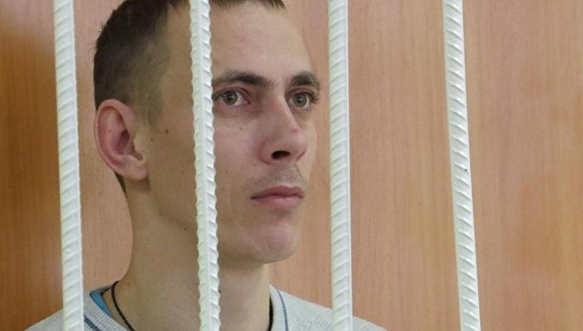 Подсудимый Дмитрий Кондратенко