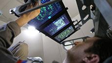 Макет пилотируемого транспортного корабля нового поколения Федерация в РКК Энергия. Архивное фото