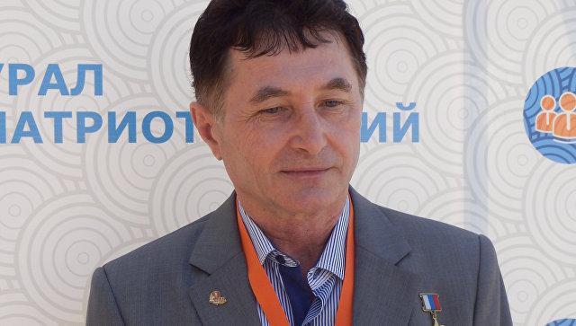 Полковник запаса воздушно-космических сил России Игорь Родобольский. Архивное фото