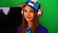 Блогер Лиза Анохина