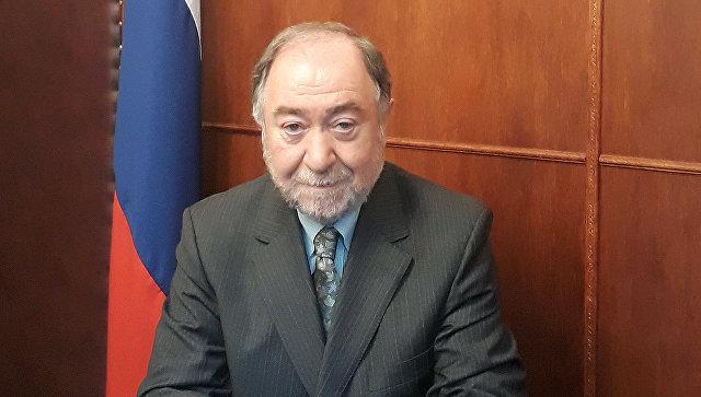 Посол России в Мексике Эдуард Малаян