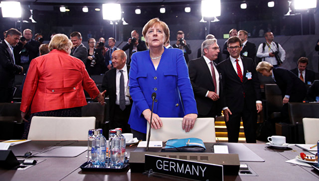 Меркель ответила на слова Трампа о зависимости Германии от России