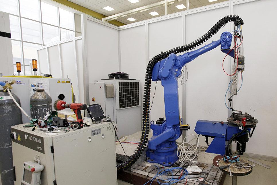 Комплекс лазерной сварки с иттербиевым волоконным лазером