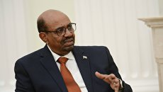 Президент Республики Судан Омар аль-Башир. Архивное фото