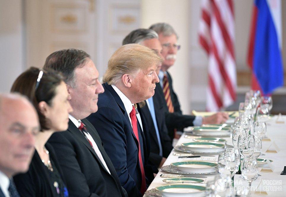 Трамп назвал встречу с Путиным переломным моментом в отношениях