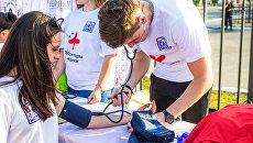Лучшие волонтеры-медики станут участниками Территории смыслов на Клязьме