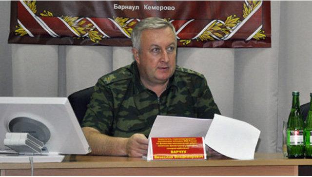 Вячеслав Варчук. Архивное фото