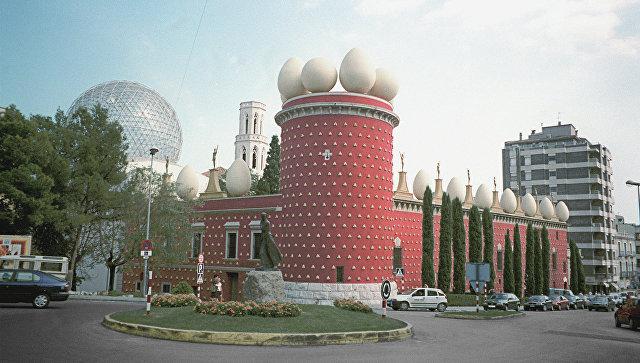 Музей-квартира Сальвадора Дали в Фигерасе