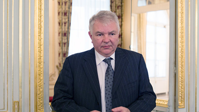 Посол Российской Федерации во Франции Алексей Мешков. Архивное фото